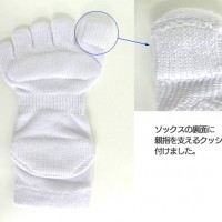 ツマヅキにくい靴下 (株)ワンピース